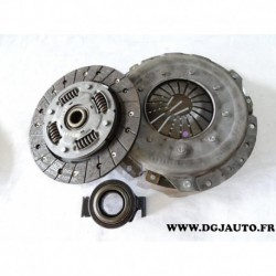 Kit embrayage disque + mecanisme + butée 3000631001 pour fiat punto 1 1.7TD 1.7 TD 63cv 70cv 71cv 72cv