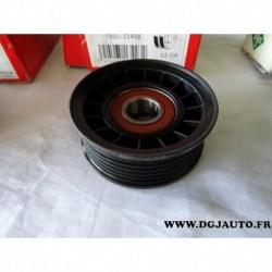 Galet enrouleur courroie accessoire T36398 pour ford focus 2 3 fiesta 6 cmax bmax volvo C30 S40 V50 essence