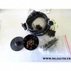 Faisceau attelage attache remorque 7 poles specifique 005898 pour opel corsa B