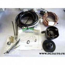 Faisceau attelage attache remorque 7 poles specifique TO020DB pour toyota yaris partir 1999