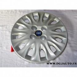 """Enjoliveur roue jante 14"""" 14 pouces 51749864 pour fiat punto FL idea partir 2003 (modele expo)"""