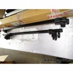 Paire barre de toit reglable 00800-68100 pour suzuki jimny avec barres longitudinales