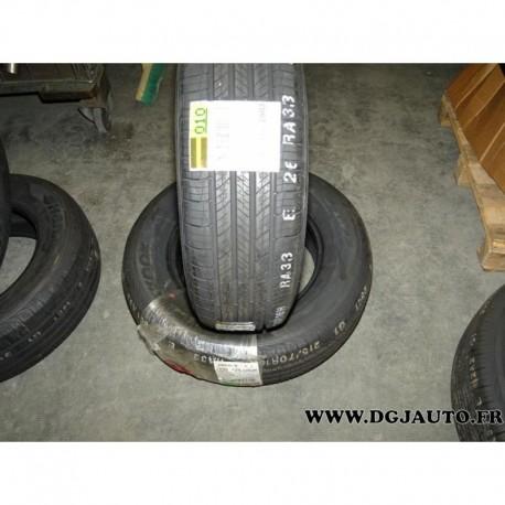 Paire pneu neuf hankook dynapro HP2 215/70/16 215 70 16 100H DOT2115