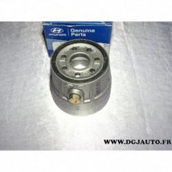 Cloche cuve filtre à huile 26312-27100 pour hyundai getz partir 2002 accent verna partir 1999 matrix lavita partir 2001