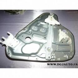 Mecanisme leve vitre electrique sans moteur arriere gauche 834712L010 pour hyundai i30 partir 2007