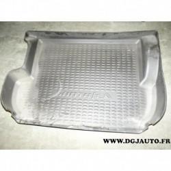 Tapis de coffre plastique semi rigide pour hyundai santa fe (envoi plié)