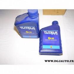Bidon 1L 1 litre huile transmission boite de vitesse automatique GI-VI ATF AW-1 tutela petronas