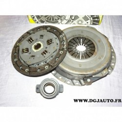 Kit embrayage disque + mecanisme + butée 618075300 pour citroen AX peugeot 106 rover 114 metro 1.4D 1.4 D diesel