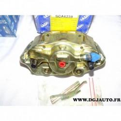Etrier de frein avant droit montage ATE SCA6239 pour opel kadett D E ascona C vectra A