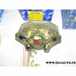 Etrier de frein avant gauche montage delco SCA6080 pour opel omega A