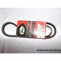 Courroie accessoire 6PK1042 - 1059 SF pour ford cmax fiesta 5 focus 2 3 fusion mazda 2 volvo C30 S40 V50
