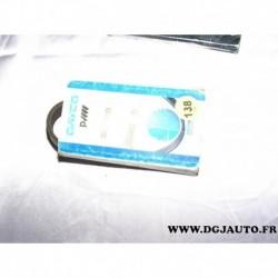 Courroie accessoire 5PK675 pour alfa romeo 164 ford fiesta 4 mazda 121 626