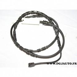 Contacteur temoin usure de frein FWI357 pour BMW E81 E82 E87 E88 E90 E91 E92 E93 serie 1 3