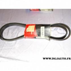 Courroie accessoire 6PK1915 pour ford focus 1.4 1.6 16V essence partir 1998