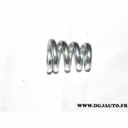 Ressort fixation tuyau echappement 251004 pour peugeot 205 309 1.0 1.1 1.4 essence