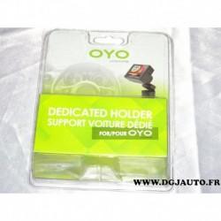 Support à ventouse parebrise voiture dédié 2X2813 pour assistant aide conduite oyo by coyote