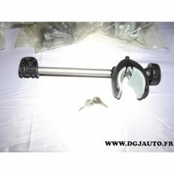 Bras tenu de velo sur porte velo avec système verrouillage 15006