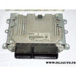 Calculateur centrale injection ECU 55198821 0281010987 pour fiat stilo 1.9JTD 1.9 JTD 16V 126CV