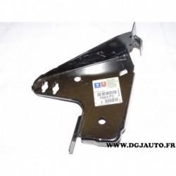 Support etrier fixation panier roue de secours 7603P2 pour peugeot 206 206+