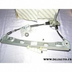 Mecanisme leve vitre manuel arriere droit 71740179 pour alfa romeo 159 de 2005 à 2010