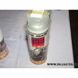 Bombe aerosol 471mml vernis interieur folia tec 20082 carstyling