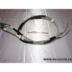 Double cable de frein à main KC4205 pour ford fiesta 3 dont XR2i