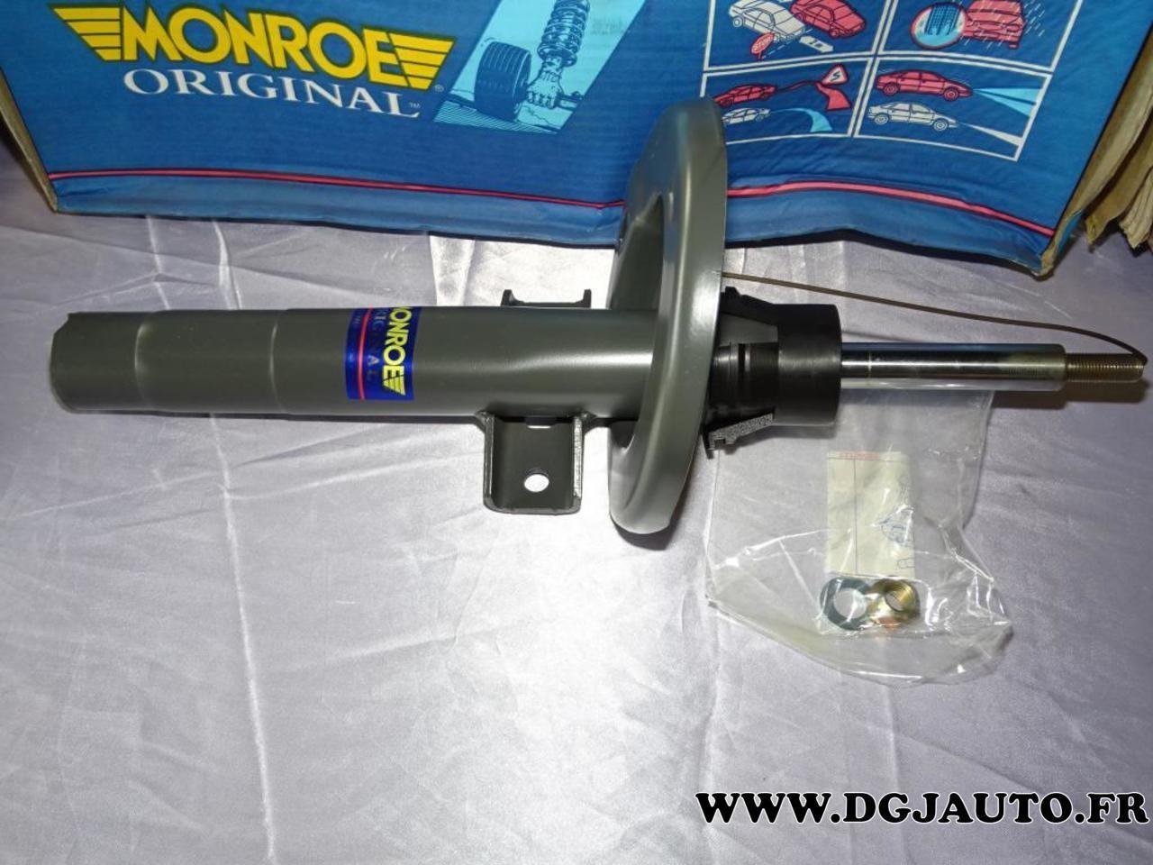 Pour Seat Alhambra 2010 /> 2x Suspension arrière Strut Amortisseur à gaz Choquant