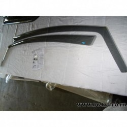 Paire deflecteur bulle air vitre 200396 pour citroen C4 B50 version 3 portes