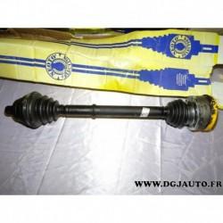 Cardan transmission avant gauche 33 cannelures T493 pour audi 80 90 1.6 1.8 2.0 2.2 2.3 essence
