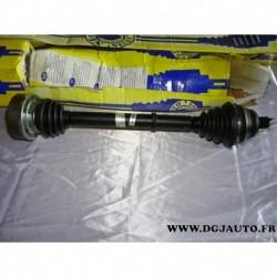 Cardan transmission avant droit 33 cannelures T492 pour audi 80 90 1.6 1.8 2.0 2.2 2.3 essence