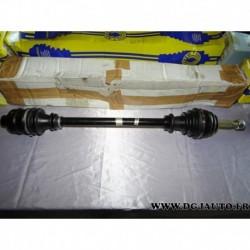 Cardan transmission avant droit 21/23 cannelures T1344 pour renault clio 2 kangoo 1.9D 1.9DTI 1.5DCI 1.5 DCI 1.9 D DTI diesel