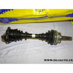 Cardan transmission avant gauche 25 cannelures T129 pour fiat brava bravo 1.9TD 1.9 TD turbo diesel