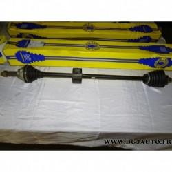 Cardan transmission avant droit 22 cannelures T927 pour seat ibiza malaga ronda 1.2 1.4 1.5 1.7 essence