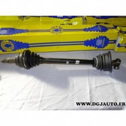 Cardan transmission avant gauche 23 cannelures T268 pour renault laguna 1 dont nevada 2.2D 2.2 D diesel