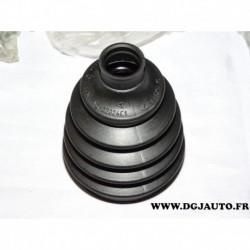 Soufflet cardan transmission coté roue 46308003 pour fiat 500 partir 2007 panda 2 partir 2003