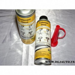 1 Flacon 300ml traitement diesel CIP DLU2016 traitement moteur contre la pollution facilite passage contrôle technique nettoie