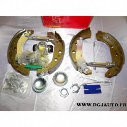 Kit frein arriere montage lucas 8671003817 pour citroen xsara peugeot 306