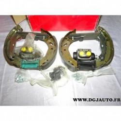 Kit frein arriere prémonté montage girling 8671013588 pour ford escort 5 fiesta 3 4 puma ka mazda 121