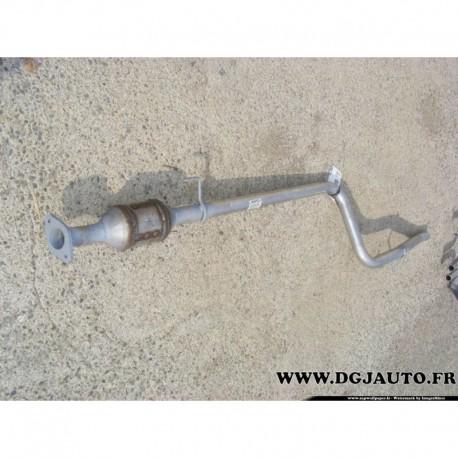 Catalyseur echappement 51762989 pour fiat doblo 1.9JTD 1.9 JTD 100CV 105CV (envoi coupé en 2 avec manchon)