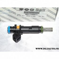 Injecteur carburant essence 71744411 pour alfa romeo 159 fiat croma 2 partir 2005 1.8