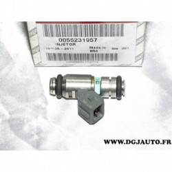 Injecteur carburant essence 55231957 pour fiat punto palio siena doblo idea 1.8 16V