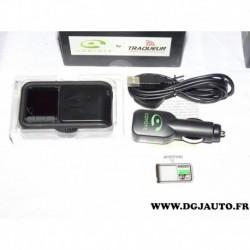 Assistant aide à la conduite mini coyote V2 avec chargeur allume cigare USB
