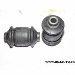 Lot 2 silents bloc lame de suspension arriere 6K9501541 pour volkswagen caddy seat inca partir 1996