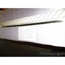 Baguette chrome porte seuil hayon de coffre 5Z0071360 pour volkswagen fox partir de 2005