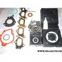 Pochette de joint de rodage moteur 9467609788 pour fiat scudo 2 partir de 2007 2.0JTD 2.0 JTD 128cv 165cv peugeot 308 407 508 80