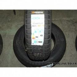 Paire de pneu neuf hiver hankook winter i-cept RS W442 175/65/13 175 65 13 80T DOT3217
