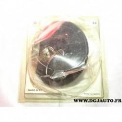Bouchon reservoir avec système verrouillage 6219NV pour citroen saxo peugeot 106