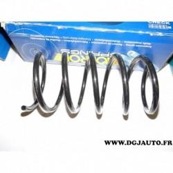Ressort amortisseur suspension avant TOUT SEUL SP0001 pour renault twingo 1