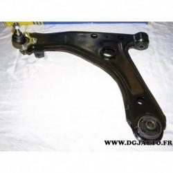 Triangle bras de suspension avant gauche VOWP0530 pour seat toledo volkswagen corrado golf 3 III passat B3 B4 vento