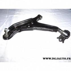 Triangle bras de suspension avant gauche NIWP0990 pour nissan primera P11 WP11